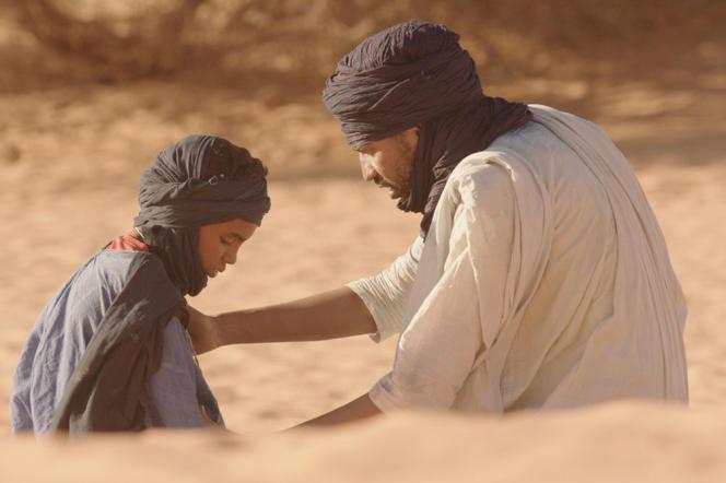 Une scène du film français et malien d'Abderrahmane Sissako,