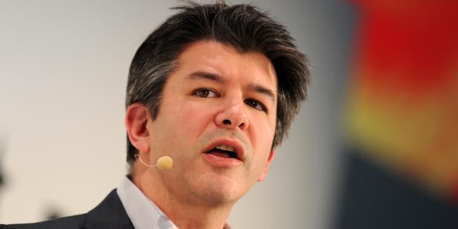 L'ancien patron d'Uber, Travis Kalanick, en 2015.