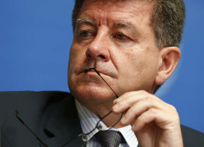 Guy Ryder, directeur général de l'Organisation internationale du travail.