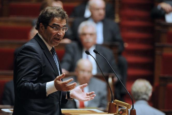 Christian Jacob, député de Seine-et-Marne et président du groupe LR à l'Assemblée nationale.