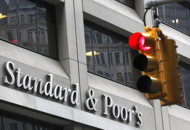 Les bureaux de Standard & Poor's, à New York.