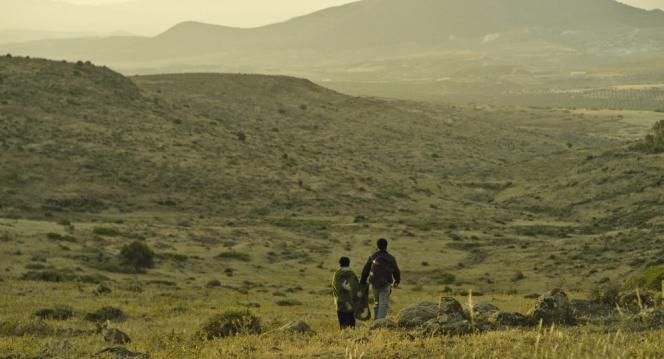Endurance Newton et Justin Wang dans le film français de Boris Lojkine,