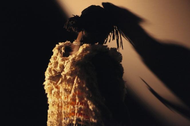La danseuse Nadia Beugré dans