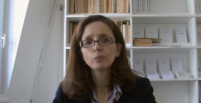 Anne Simonin, en 2012.