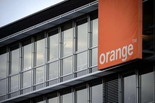 Le siège d'Orange Suisse à Lausanne.