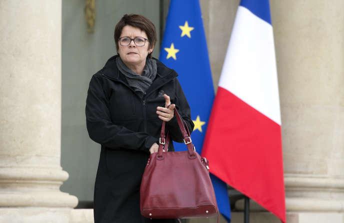 Françoise Martres, poursuivie dans l'affaire du