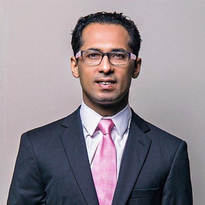 Mohammed Dewji, 39 ans, l'une des figures de proue de la nouvelle génération d'entrepreneurs africains.
