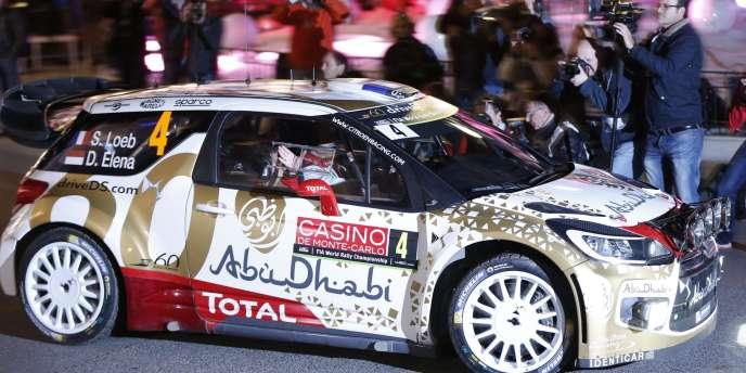 Rally de Carloel regreso Loeb de Sebastien Monte oerdCxB