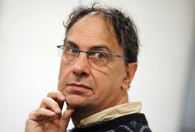 Gérard Noiriel, en décembre 2009, à Paris.