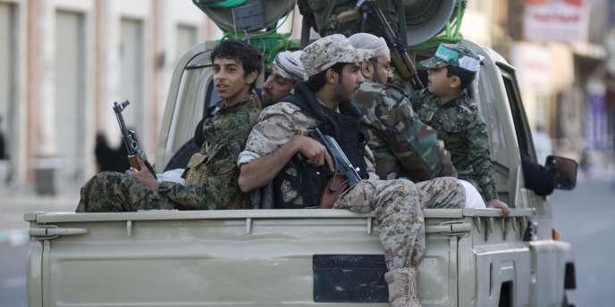 Les rebelles houthistes ont assiégé durant une semaine le palais présidentiel et plusieurs autres bâtiments gouvernementaux.