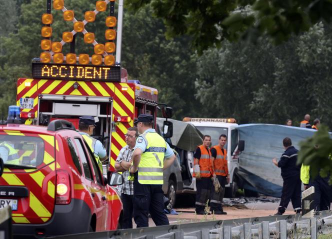 Les accidents mortels repartent à la hausse en 2014.