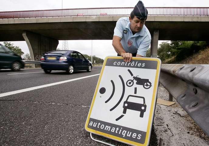 Le gouvernement espère ramener à 2 000 le nombre maximal de morts sur les routes en 2020.