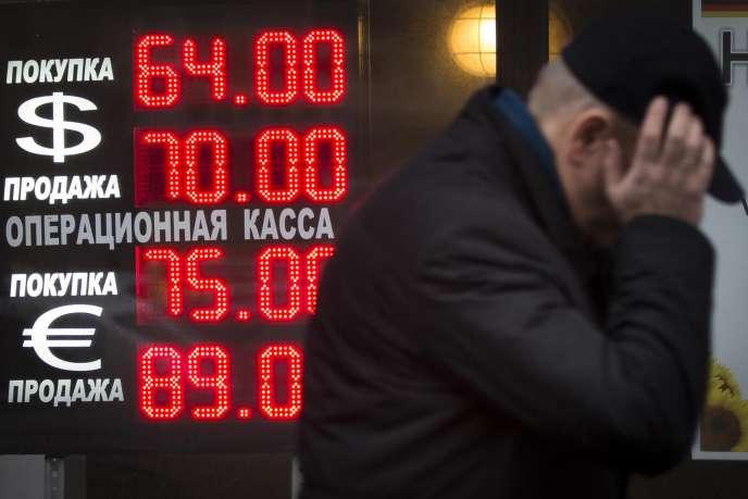 Compte tenu de la situation spécifique de la Russie (dépendance au pétrole, isolement géopolitique), le risque de diffusion de la crise à l'ensemble des pays émergents est par ailleurs limité.