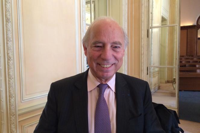 Etienne Giros, président délégué du Conseil français des investisseurs en Afrique.