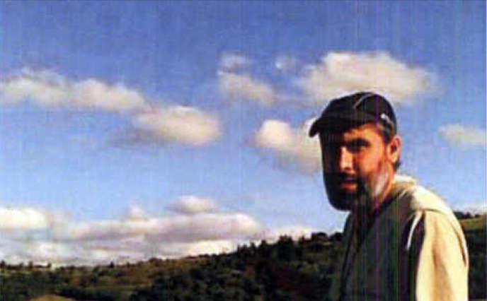 Djamel Beghal à Mural, dans le Cantal, en 2010.