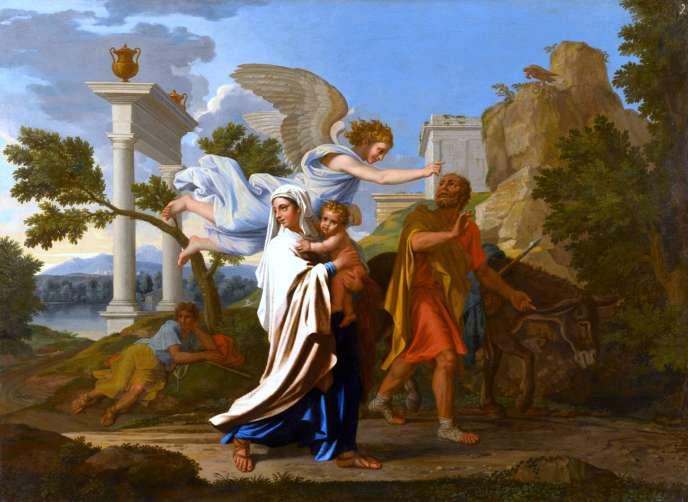De trois « Fuite en Egypte » (photo) attribuées au peintre, une seule était authentique. Le sociologue Bernard Lahire décrypte les luttes d'influence autour de ces œuvres.