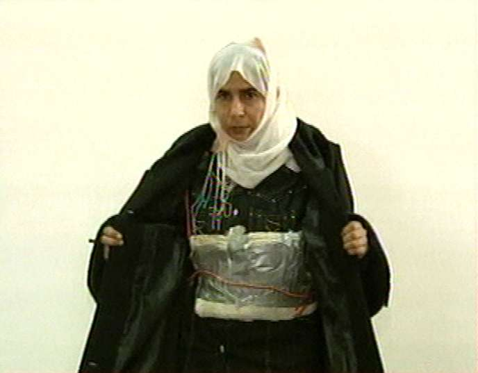 Sajida Al-Richaoui, le 13 novembre2005.