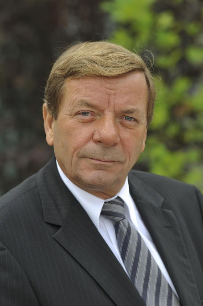 Pierre Gosnat, en 2008