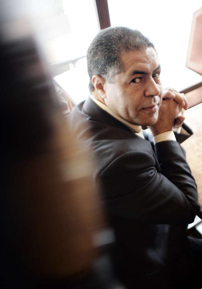 Malek Chebel, en mai 2006.