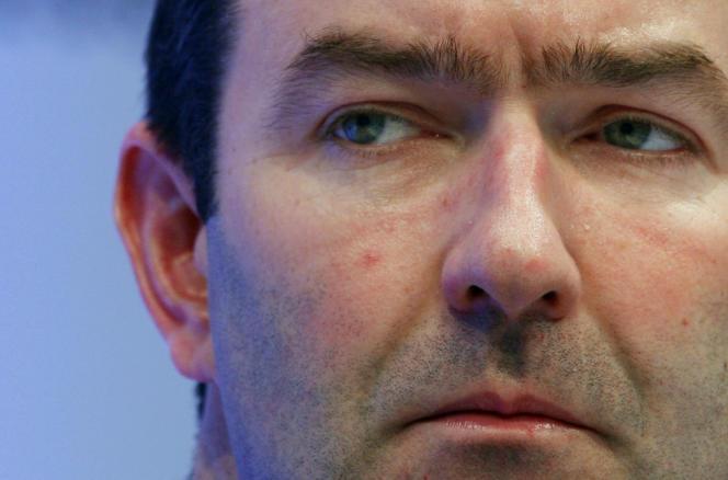 Le britannique Steve Easterbrook, nouveau patron de McDonald's, prendra ses fonctions le 1er mars.