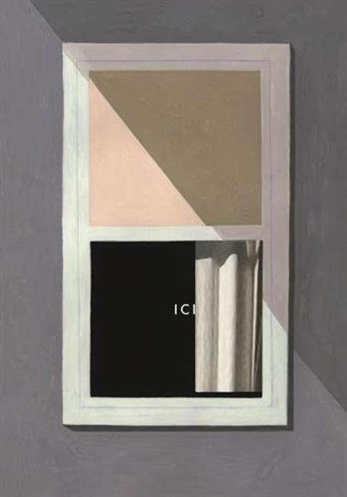 La couverture de la bande-dessinée «Ici»