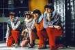 Le 4 mai 1964, dans le cadre de l'émission télévisée « Around the Beatles », les quatre acolytes interprètent un extrait du « Songe d'une nuit d'été », de Shakespeare.