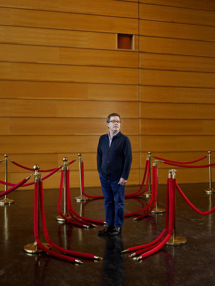 René Martin, créateur et directeur artistique de La Folle Journée de Nantes.