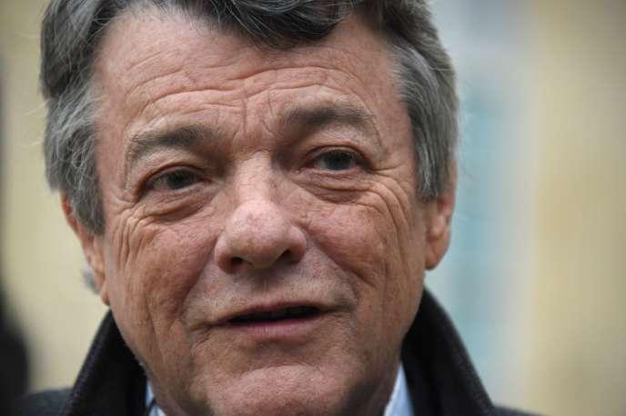 Jean-Louis Borloojuge une victoire du Front national à la présidentielle puis aux législatives « parfaitement imaginable ».