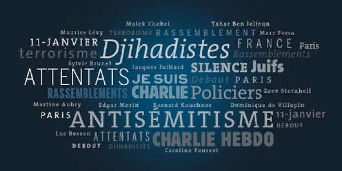 Après les attentats qui ont frappé la France, de nombreux intellectuels et dirigeants, experts, femmes et hommes de terrain, se sont exprimés sur Le Monde.fr. Nous vous proposons ici une sélection de ces prises de position.