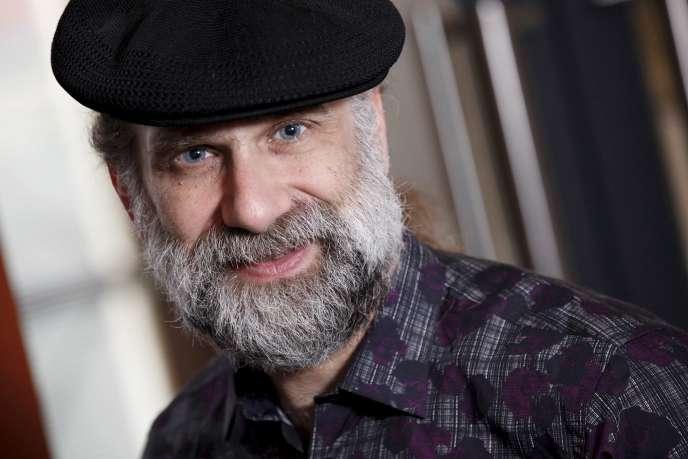 Bruce Schneier, en 2010.