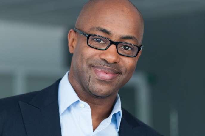 Jean-Luc Konan, directeur général de la Compagnie financière d'Afrique.