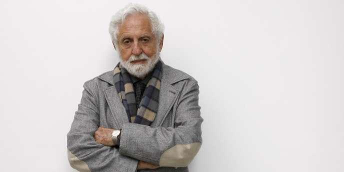 Carl Djerassi en 2009.