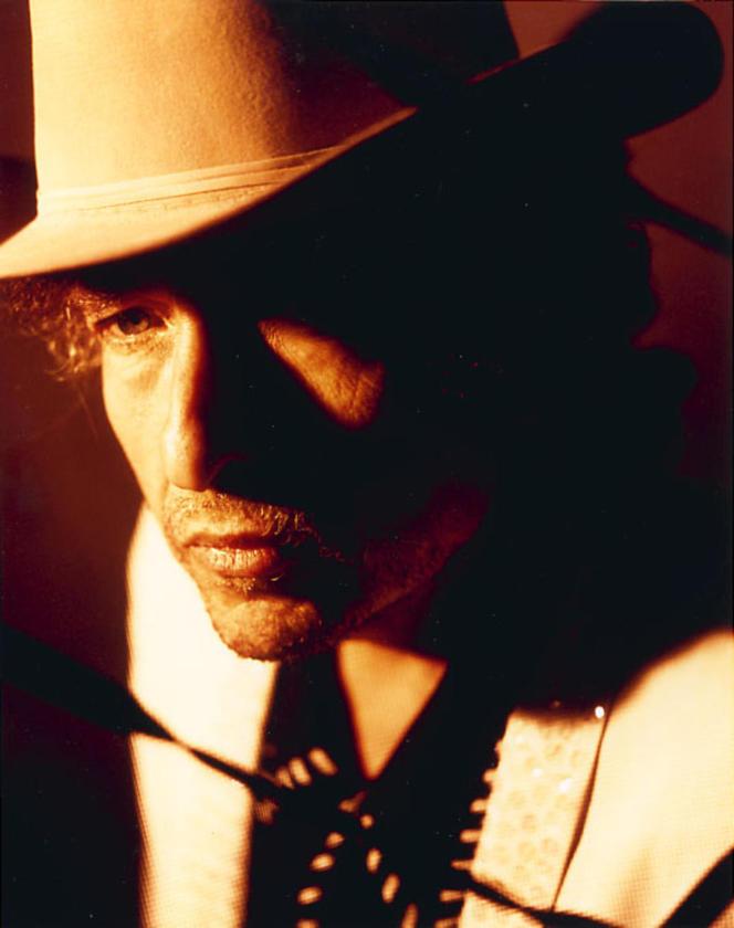 Bob Dylan, dans les années 2000.
