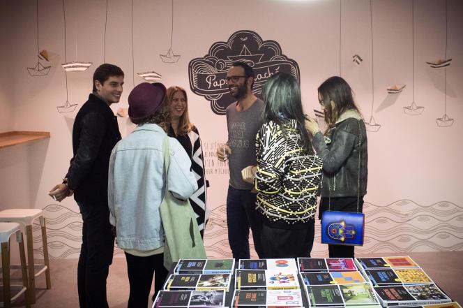 La maison de l'Image, nouveau lieu culturel dédié à la photographie et à l'image à Tunis.