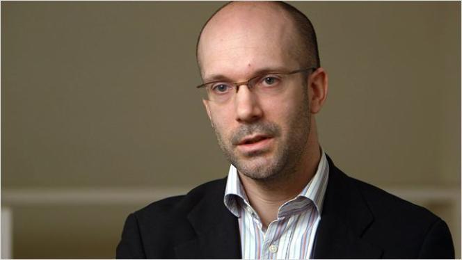 Nicolas Colin, l'un des intervenants du documentaire