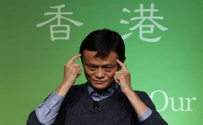 Au fil des années, Alibaba et son fondateur Jack ma, ont su établir un réseau politique.