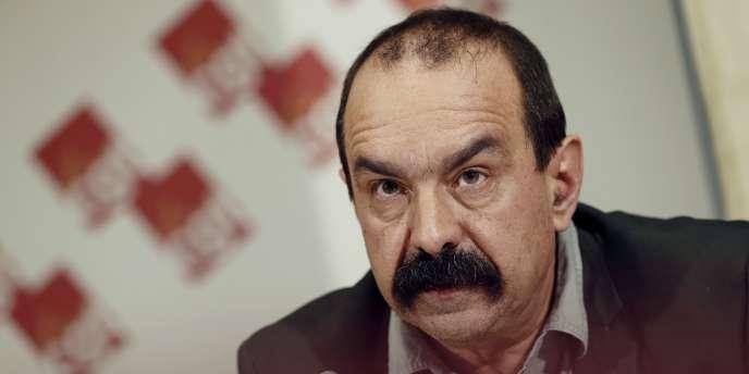 M. Martinez, 53 ans, a obtenu 93,4 % des voix du comité confédéral national (CCN).