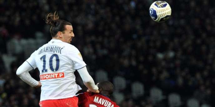 Le Paris-Saint-Germain s'est imposé, mardi 3 février, sur la pelouse de Lille (1-0), en demi-finales de la Coupe de la Ligue.