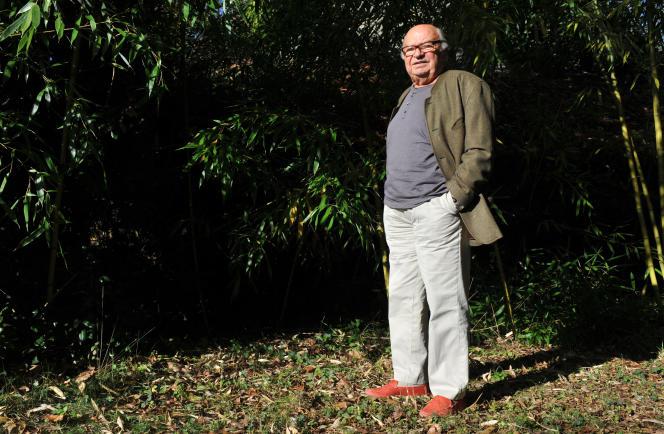 Jacques Dessange, en octobre 2011.