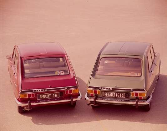 La Renault 16.