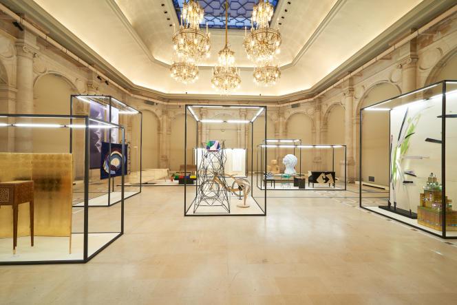 Paris et Berlin exposent leurs créateurs  dans les salles de la Mairie de Paris (Salle des prévôts et Salon des Tapisseries) du 2 au 21 février 2015.