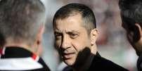 Mourad Boudjellal, président du RC Toulon, le 10 janvier 2015.
