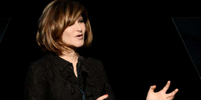 Amy Pascal, ancienne vice-présidente de Sony Pictures.