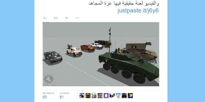 Fin janvier, Iraqi Warfare est repéré par un influent djihadiste.