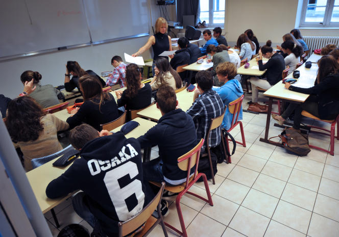 Le harcèlement concerne 383 000 élèves de façon « sévère » (photo d'illustration).