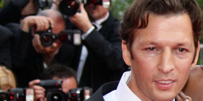 Christophe Rocancourt, le 21mai2008, à Cannes.