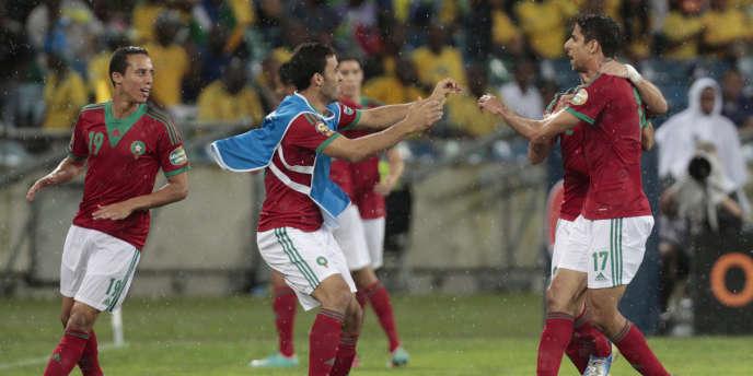 L'équipe du Maroc en 2013.