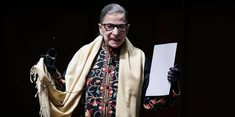 Ruth Bader Ginsburg, icône populaire et progressiste