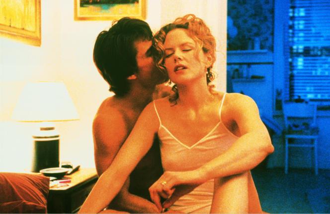 Tom Cruise et Nicole Kidman.
