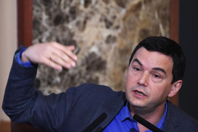 Thomas Piketty le 31 janvier à Tokyo.